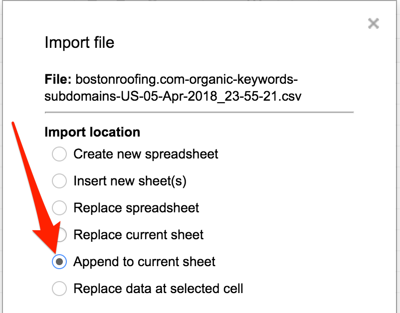 how to get csv files from google sheet